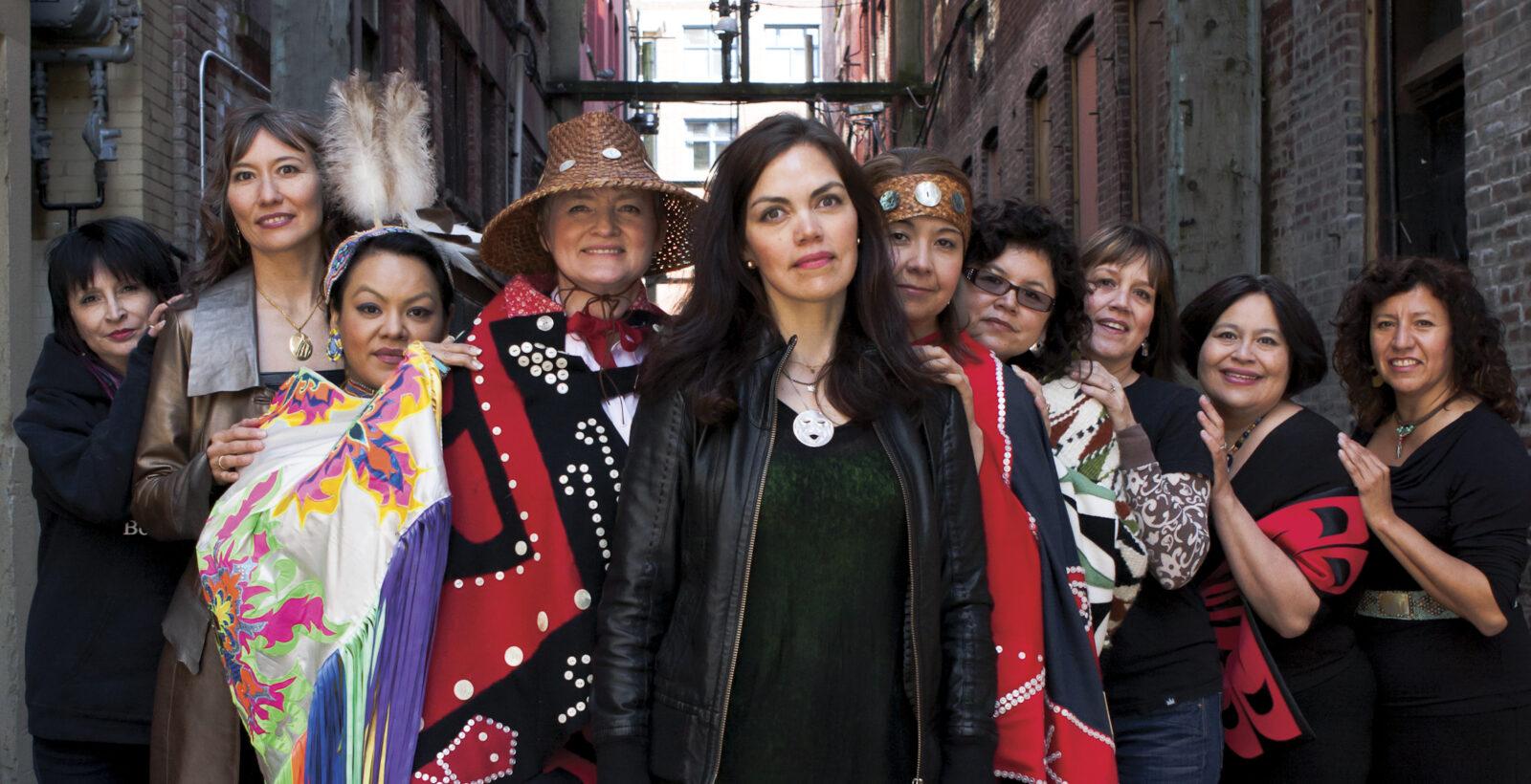 Nadya Kwandibens - Concrete Indians - 10 Indigenous Lawyers