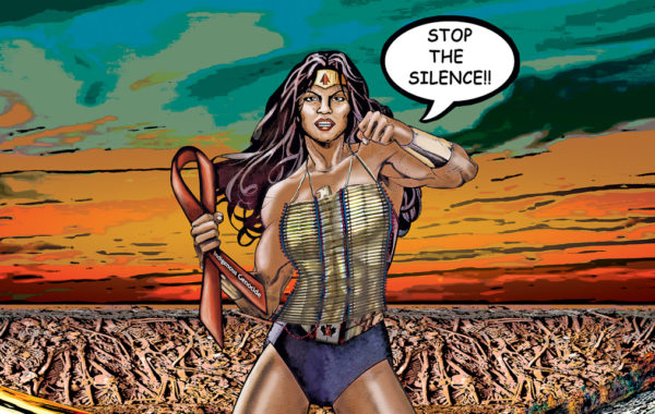Mary Longman - Warrior Woman: Stop the Silence!,