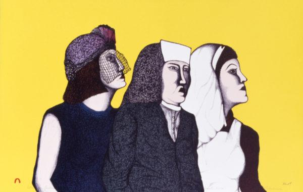 Pitaloosie Saila - Strange Ladies
